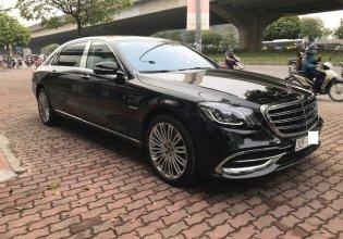 Bán Mercedes Maybach S450, màu đen, sản xuất 2017, ĐK 2018 siêu mới giá 6 tỷ 660 tr tại Hà Nội