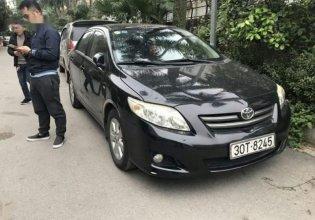 Cần bán xe Toyota Corolla altis 1.8AT sản xuất năm 2009, màu đen giá 475 triệu tại Hà Nội
