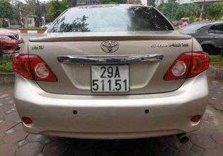Bán Corola Altis Sx 10/2010 1.8 số tự động, xe cực đẹp, 1 chủ từ đầu giá 488 triệu tại Hà Nội