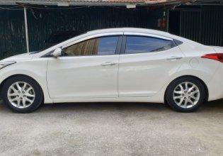 Cần bán Hyundai Elantra 1.8 AT đời 2010, màu trắng, nhập khẩu   giá 465 triệu tại Hà Nội