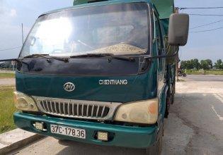Bán xe tải thùng mui bạt 5 tấn Chiến Thắng cũ, giá rẻ giá 168 triệu tại Thanh Hóa