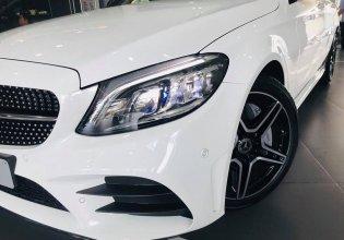 Giá xe Mercedes C300 AMG 2020, tặng 100% thuế trước bạ, giao ngay tại nhà giá 1 tỷ 929 tr tại Tp.HCM