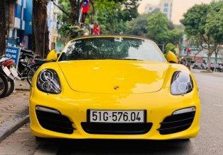 Cần bán xe Porsche Boxster đời 2015, màu vàng, nhập khẩu nguyên chiếc giá 2 tỷ 15 tr tại Hà Nội