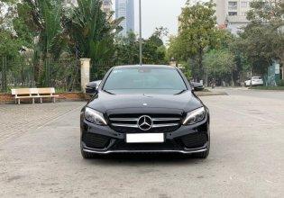 Bán Mercedes C250 model 2018, nội thất đen giá 1 tỷ 630 tr tại Hà Nội