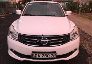 Gia đình bán Haima S7 đời 2014, màu trắng, xe nhập giá 375 triệu tại Đồng Nai