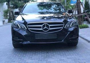 Bán xe Mercedes E250 đời 2014, đăng kí 2015, màu đen giá 1 tỷ 380 tr tại Hà Nội