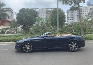Bán ô tô Aston Martin DB9 Convertible năm 2009, màu xanh lam, xe nhập giá 4 tỷ 780 tr tại Hà Nội