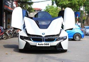 Cần bán xe BMW i8 đời 2015, màu trắng, xe nhập giá 3 tỷ 850 tr tại Hà Nội