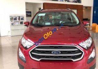 Bán ô tô Ford EcoSport 1.5 Trend sản xuất 2019, màu đỏ, chỉ với 530tr tặng 20tr phụ kiện, trả góp cao. LH 0974286009 giá 530 triệu tại Lào Cai
