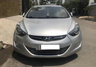 Cần bán Hyundai Elantra AT model 2014, màu bạc, xe nhập giá 465 triệu tại Tp.HCM