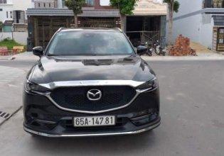 Cần bán Mazda CX 5 2WD sản xuất năm 2018, màu đen xe gia đình, giá chỉ 960 triệu giá 960 triệu tại Cần Thơ