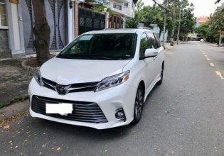 Cần bán Toyota Sienna Limited sx 2018, màu trắng, nhập khẩu Mỹ siêu siêu lướt 12000km giá 3 tỷ 950 tr tại Hà Nội