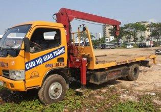 Bán xe cứu hộ giao thông 3.5 tấn sàn trượt, có cẩu đời 2011 giá 420 triệu tại Đà Nẵng
