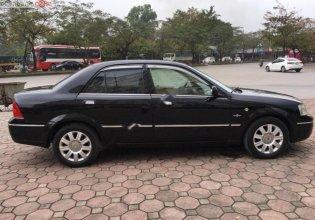 Bán xe Ford Laser 1.8AT đời 2004, màu đen, số tự động giá 223 triệu tại Hà Nội