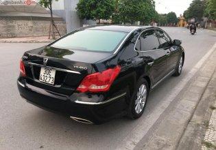 Bán Hyundai Equus sản xuất 2010, màu đen, nhập khẩu   giá 980 triệu tại Hà Nội