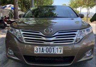 Bán Toyota Venza 2.7AT sản xuất 2010, màu nâu, nhập khẩu giá 880 triệu tại BR-Vũng Tàu