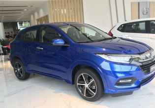 Cần bán Honda HRV đời 2019, màu xanh lam, nhập khẩu nguyên chiếc giá 866 triệu tại Tp.HCM