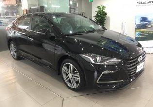 Bán Hyundai Elantra 1.6 Turbo đen 2019 xe giao ngay, giá khuyến mãi sập sàn, hỗ trợ vay trả góp - LH: 0977 139 312 giá 739 triệu tại Tp.HCM
