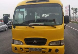 Bán Hyundai County năm sản xuất 2000, màu vàng, nhập khẩu giá 82 triệu tại Hà Nội