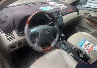Cần bán Toyota Corolla Altis 1.8AT đời 2009, màu bạc, nhập khẩu chính chủ giá 470 triệu tại Hà Nội