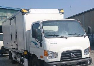 Cần bán Hyundai 110S-6T9 thùng kín năm 2018, màu trắng, giá 679tr giá 679 triệu tại Vĩnh Long