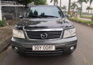 Bán ô tô Mazda Tribute sản xuất năm 2009, màu xám, nhập khẩu số tự động giá 320 triệu tại Hà Nội