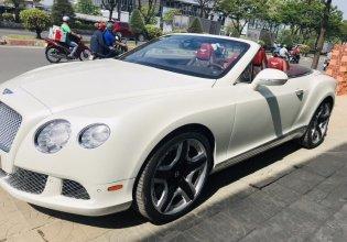Bán ô tô Bentley Continental năm 2015, màu trắng nhập khẩu nguyên chiếc giá 11 tỷ 500 tr tại Tp.HCM