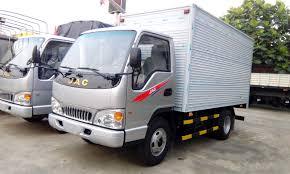 Bán JAC 2T4 động cơ Isuzu thùng 4m3 giá Giá thỏa thuận tại Tp.HCM