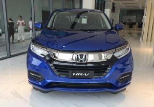 Cần bán Honda HRV L đời 2019, màu xanh lam, nhập khẩu nguyên chiếc, 866 triệu giá 866 triệu tại Tp.HCM