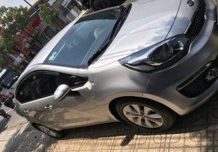 Bán xe Kia Rio 1.4 MT đời 2015, màu bạc, nhập khẩu nguyên chiếc Hàn Quốc giá 395 triệu tại Khánh Hòa