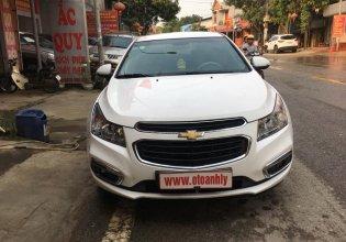 Bán xe Chevrolet Cruze đời 2017, màu trắng giá 450 triệu tại Phú Thọ