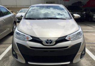 Toyota Tân Cảng bán Toyota Vios 1.5E 2020 đủ màu giao ngay -Tặng bảo hiểm thân xe nhiều quà tặng- Bán trả góp lãi 0.3% giá 520 triệu tại Tp.HCM