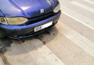 Cần bán xe Fiat Siena HLX 1.6 đời 2003, màu xanh lam như mới giá 95 triệu tại Hà Nội