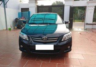 Toyota Corolla Alltis 1.8AT màu đen sản xuất 2009 số tự động biển Hà Nội giá 469 triệu tại Hà Nội