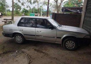 Cần bán Toyota Corolla đời 1988, màu bạc, nhập khẩu nguyên chiếc, 19 triệu giá 19 triệu tại Vĩnh Phúc