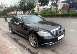 Cần bán siêu xe S350, sản xuất 2008, đăng ký 2009, số tự động, màu đen giá 825 triệu tại Tp.HCM