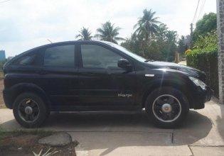 Xe Ssangyong Actyon sản xuất năm 2006, màu đen, nhập khẩu nguyên chiếc   giá 290 triệu tại Tp.HCM
