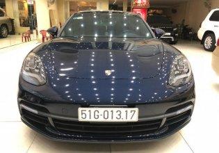 Bán Porsche Panamera 4S đời 2018, màu xanh lam, xe nhập, như mới giá 7 tỷ tại Tp.HCM