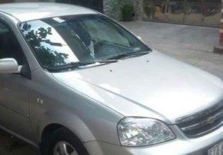 Cần bán lại xe Chevrolet Lacetti 2014, màu bạc, nhập khẩu nguyên chiếc giá 235 triệu tại Tp.HCM