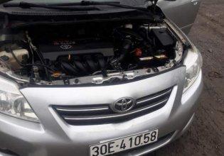 Bán xe Toyota Corolla Altis 1.8AT màu bạc, sản xuất 2009, số tự động giá 430 triệu tại Hà Nội
