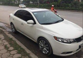 Bán Kia Forte SLI năm sản xuất 2009, màu trắng, nhập khẩu chính chủ giá 358 triệu tại Hà Nội