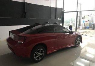 Bán xe Toyota Celica 2002, màu đỏ, 4 mâm vỏ độ theo xe giá 350 triệu tại Tp.HCM