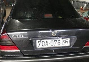 Bán Mercedes C200k đời 2000, màu đen, nhập khẩu   giá 129 triệu tại Tp.HCM