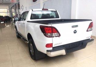 Cần bán xe Mazda BT 50 MT năm 2019, màu trắng, nhập khẩu nguyên chiếc, giá 589tr giá 589 triệu tại Quảng Ninh