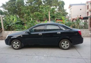 Bán ô tô Chevrolet Lacetti 2005, màu đen, xe nhập giá cạnh tranh giá 138 triệu tại Hà Nội
