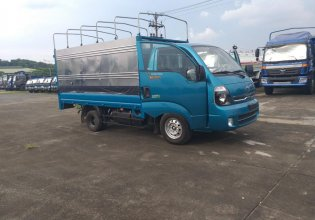 Bán xe tải Thaco K200 1.9T thùng mui bạt hỗ trợ trả góp 80% giá 330 triệu tại Tp.HCM