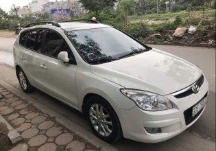 Bán Hyundai i30 CW năm sản xuất 2009, màu trắng, xe nhập giá 360 triệu tại Hà Nội