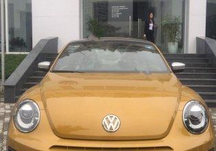 Bán ô tô Volkswagen Beetle Dune đời 2018, màu vàng, nhập khẩu giá 1 tỷ 499 tr tại Hà Nội