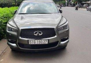 Bán Infiniti QX60 đời 2018, xe mình đi được 60.000km giá 2 tỷ 600 tr tại Tp.HCM
