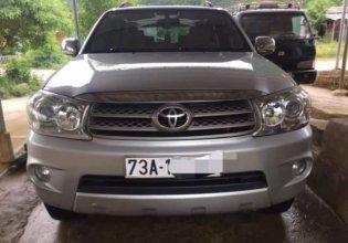 Bán ô tô Toyota Fortuner đời 2010, màu bạc, xe nhập giá 620 triệu tại Quảng Bình